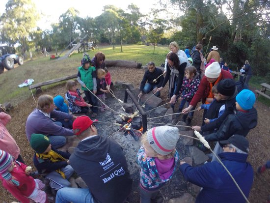 Mowbray Park Farmstay Holidays: Kids will love the farm experiences -making your own damper was fun.