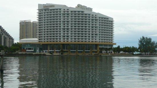 Mandarin Oriental, Miami: Hotel front view