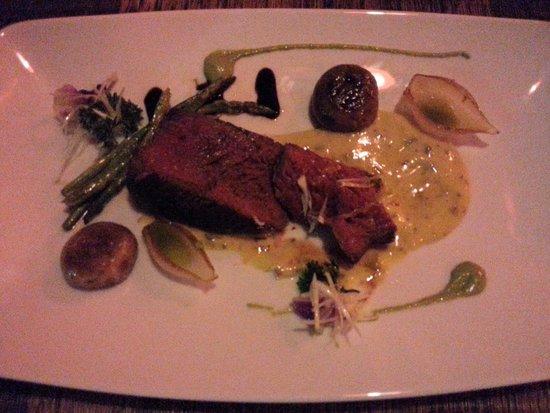Thong Dee The Kathu Brasserie: Filet de boeuf Bearnaise maison !!!