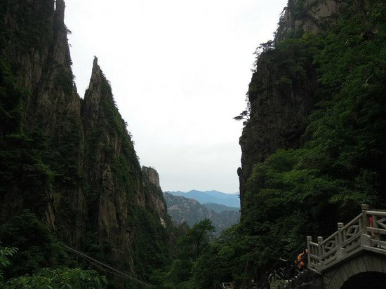 Shixin Peak: 山上的美景1
