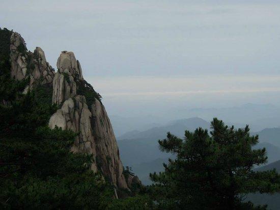 Shixin Peak: 山上的美景2
