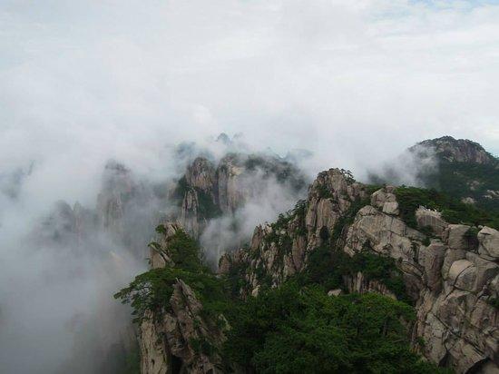 Shixin Peak: 山上美景3