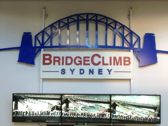 BridgeClimb: Welcome Centre