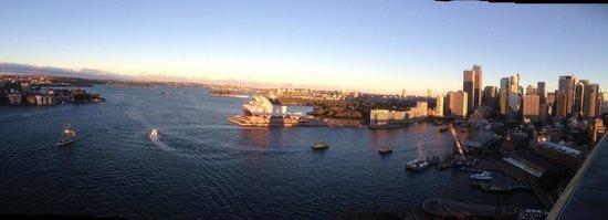 BridgeClimb : Views from the top