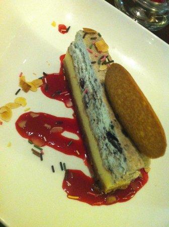 Le Souffle : cheesecake