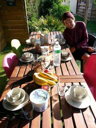 Board 'n Breakfast: breakfasttime