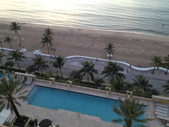 The Atlantic Hotel & Spa: early morning
