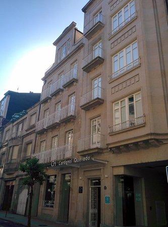 Carris Cardenal Quevedo: hotel
