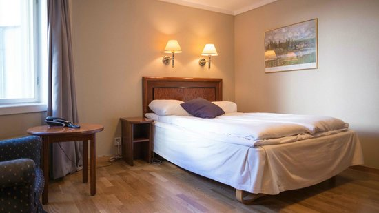 City Living Scholler Hotel & Apartments : Double room