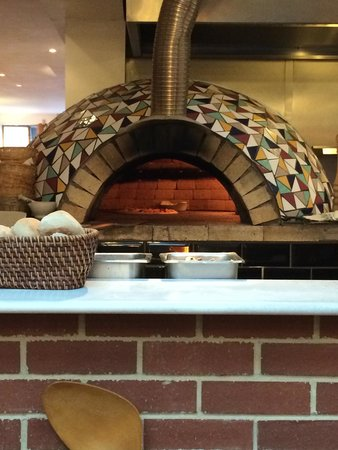 Corleone Restaurant: Oven