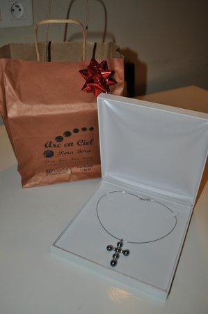 Arc En Ciel Bora-Bora: Quality pearls from Arc en ciel