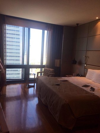 Eurostars Madrid Tower : Chambre 2619