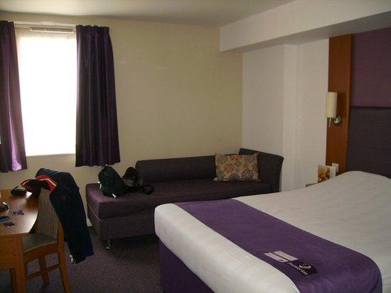 Premier Inn London City (Old Street) Hotel: Sonni profondi.....Bellissimo!