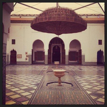Riad Lapis-Lazuli: Le musée de Marrakech et l'école Ben Youssef