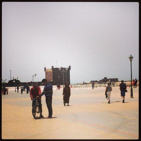 Riad Lapis-Lazuli: Excursion possible à Essaouira et plein d'autres endroits.