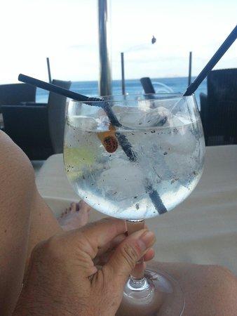 Marea Terraza Lounge Bar : Relaxing moment
