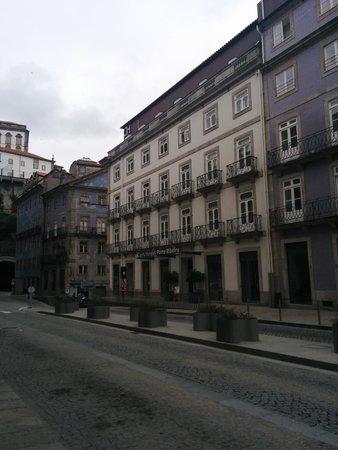 Carris Porto Ribeira : hotel