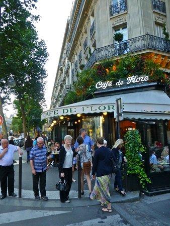 restaurant pres casino de paris