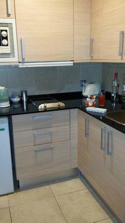 Barcelo Castillo Beach Resort : Kitchen