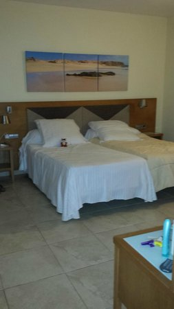 Barcelo Castillo Beach Resort: Double Bedroom