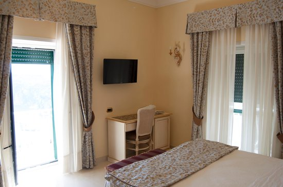 Hotel San Michele: camera
