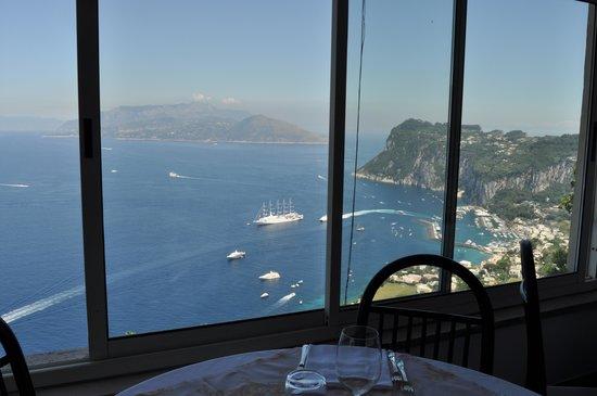 Hotel San Michele: veduta ristorante