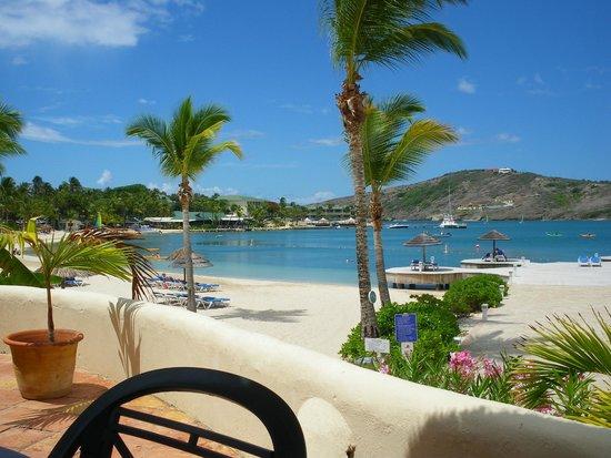 St. James's Club & Villas : Mamora bay