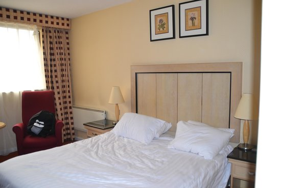 Park Inn by Radisson Cardiff City Centre: la chambre