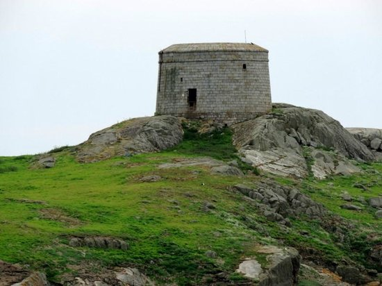 Dalkey, Ireland: Martello Tower