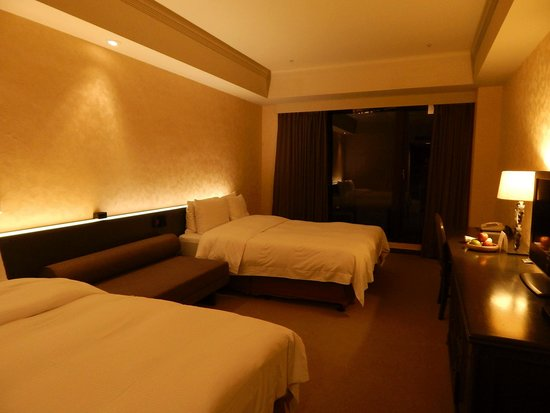Silks Place Taroko : シルクプレイス タロコの 部屋