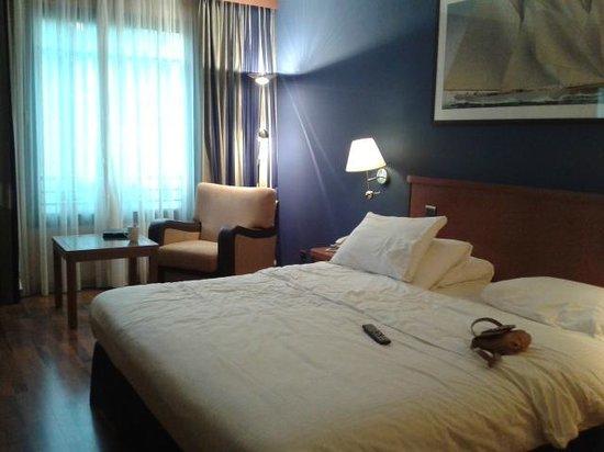 Radisson Blu Royal Hotel, Brussels: Habitación