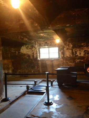 Krakow Tours : The gas chamber