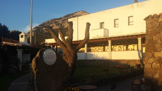 Belvedere Pradonos : Außenbereich