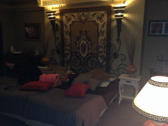 La Chatellerie du Schoebeque : Chambre aziza