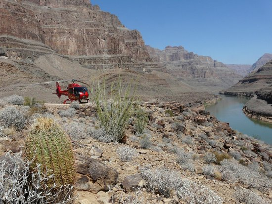 Papillon Grand Canyon Helicopters - Grand Celebration Tour
