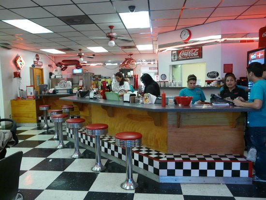 Duffy's Diner: Nice place