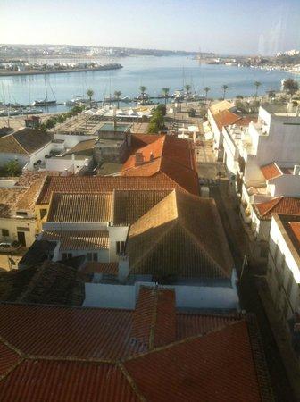 Hotel Globo: Vista del restaurtante