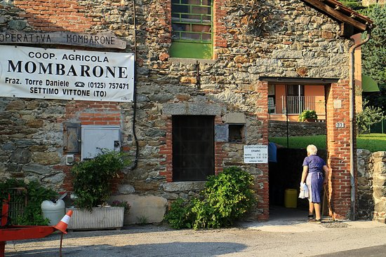 Settimo Vittone, Italia: The place where cheese has been made for made years