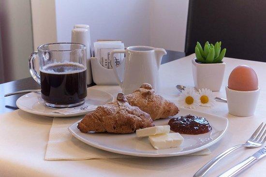Hotel Benaco: Sala colazioni