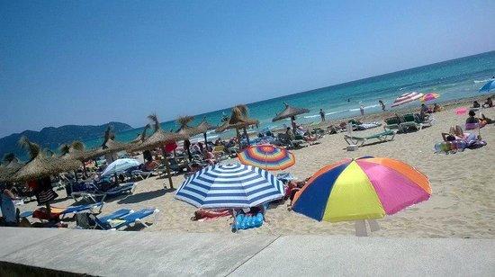Protur Floriana Resort: cala millor beach