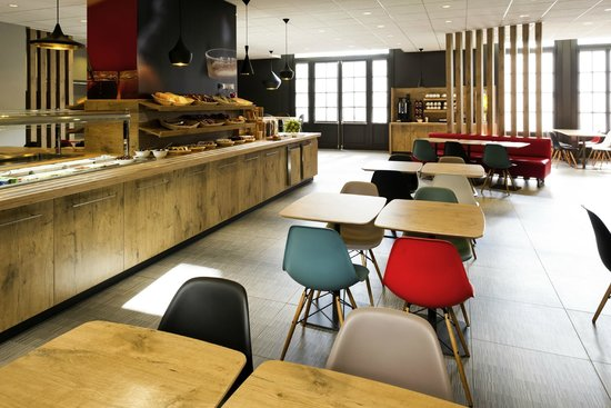 Ibis Brussels off Grand Place : Petit déjeuner / breakfast
