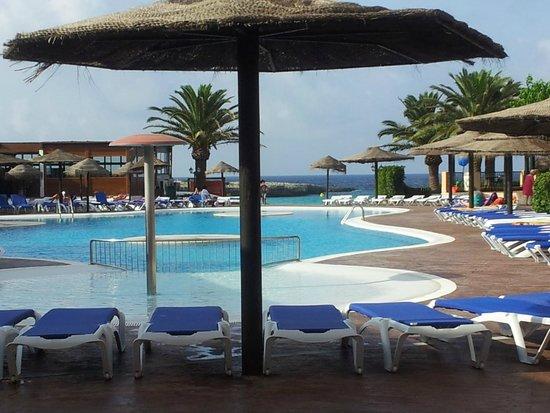 Eden Village Siesta Playa : Piscina