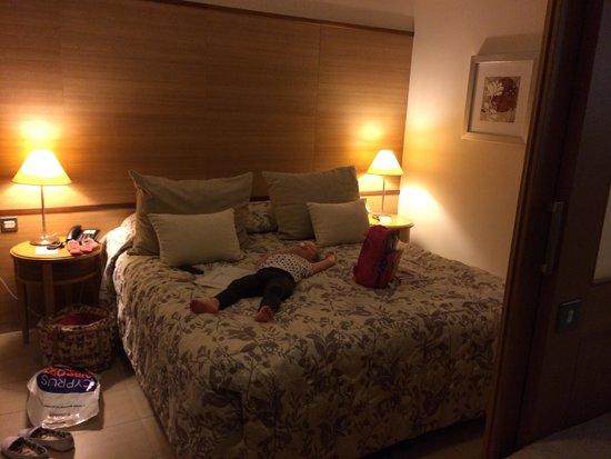 Atlantica Oasis Hotel: Superior double room