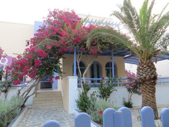 Acqua Vatos Hotel: Entrance