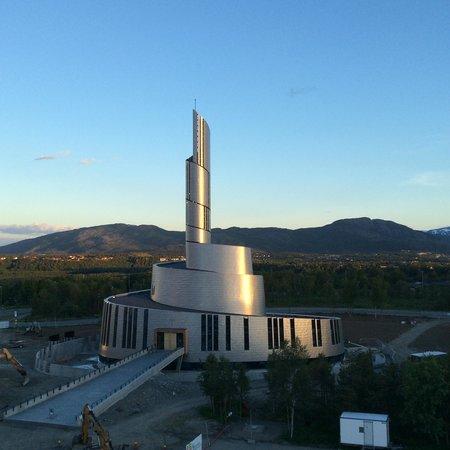 Scandic Alta: Bildet er tatt 05.07.2014 kl 2359