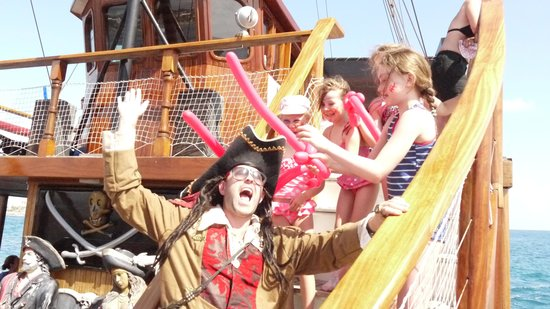 Paphos Sea Cruises: jack space pigeon