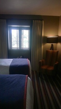 Village Hotel Warrington : Room