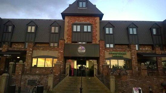 Village Hotel Warrington : Hotel