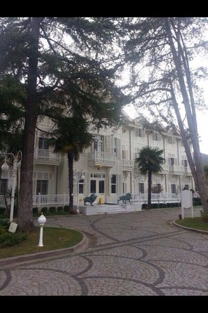 Limak Thermal Boutique Hotel: Otel