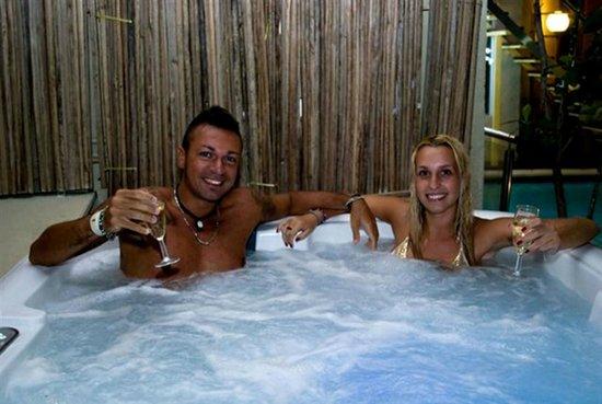 Pereybere Hotel & Spa : 21 Jet Thalasso